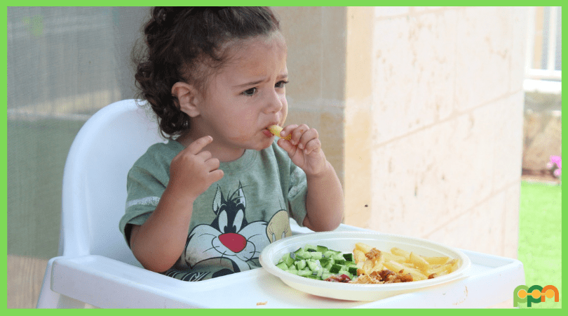 Why You Should Teach Your Children How to Eat Healthily