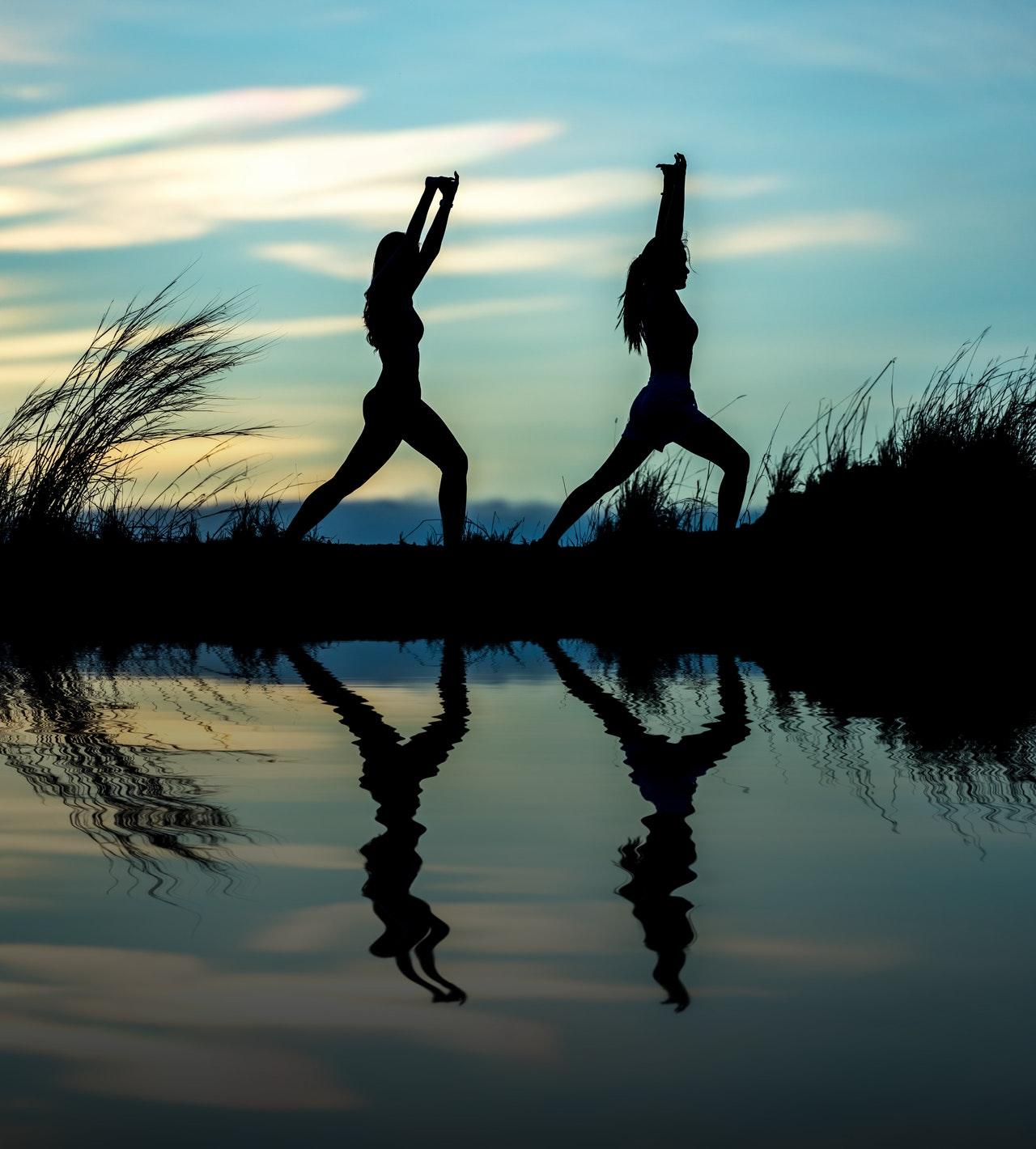 Spiritual Healing with Yoga