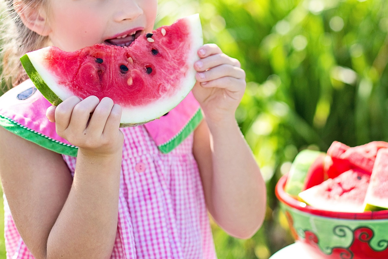 Healthy Food for Optimal Child Nutrition
