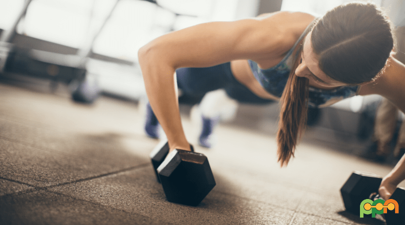 Making An Improvised Gym At Home
